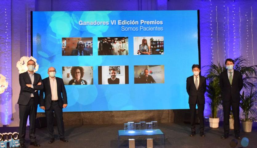 Imagen de los Premios Somos Pacientes 2020.